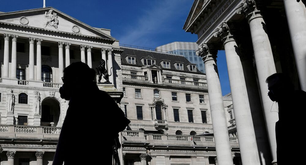 United Kingdom government sells first bond with negative yield