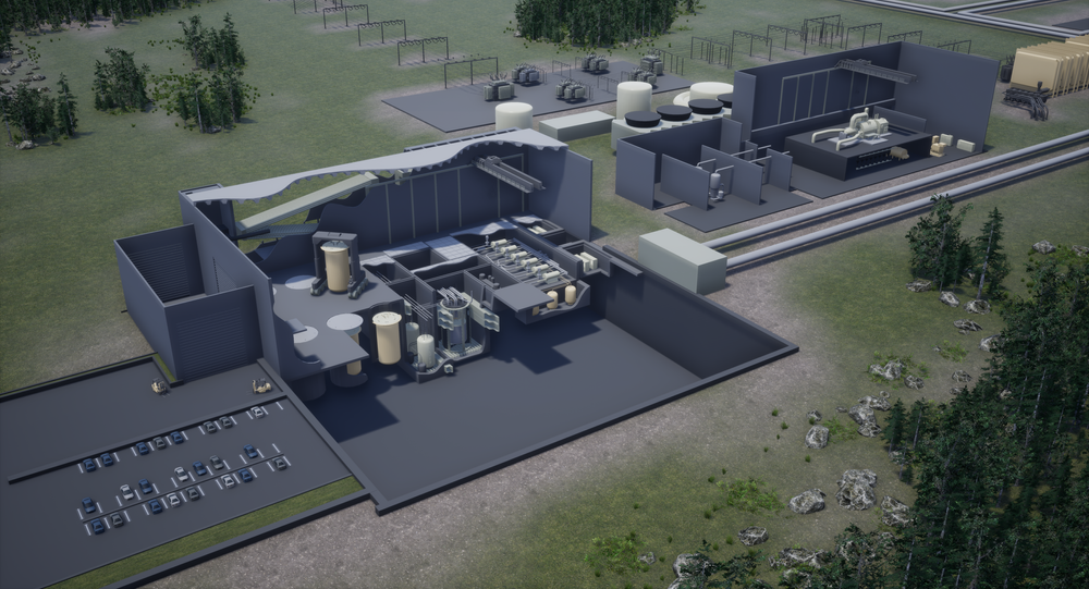 Terrestrial Energy is an industry-leading technology company committed to delivering reliable, emission-free, and cost-competitive nuclear energy with a truly innovative advanced reactor design, the Integral Molten Salt Reactor (IMSR®)
