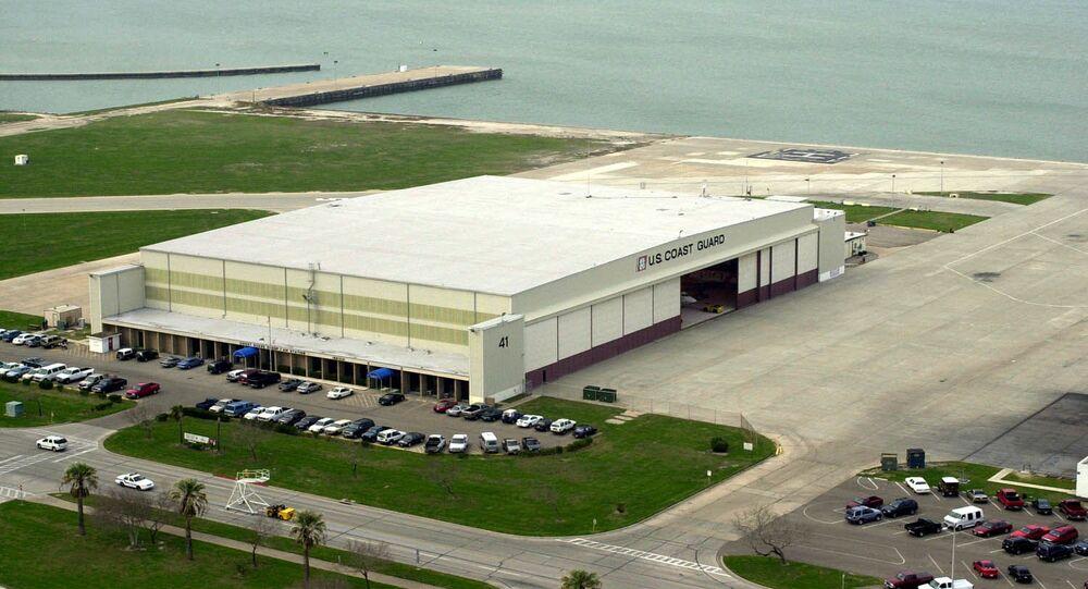 Coast Guard Group/Air Station Corpus Christi, Texas