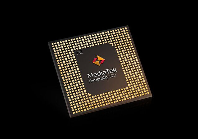 MediaTek Dimensity 820 Chipset