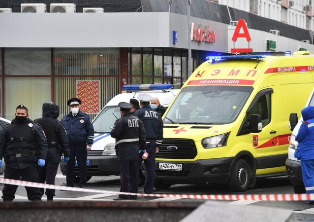 Six People Supposedly Taken Hostage in Moscow Bank