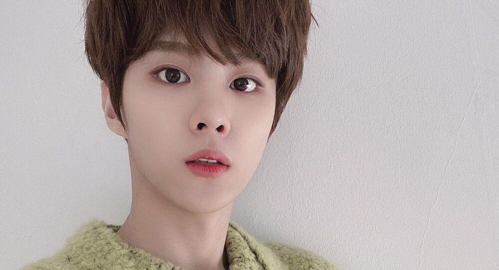 Kim Woo-seok is preparing to release his solo album