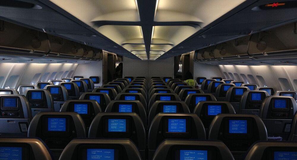 Plane empty