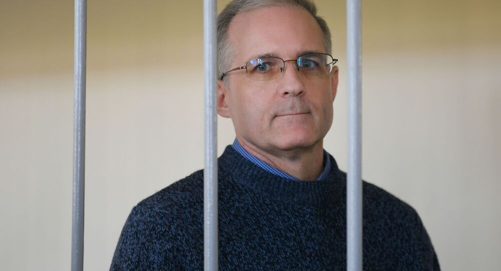 Russian Federation sentences former U.S. marine Paul Whelan to 16 years in prison