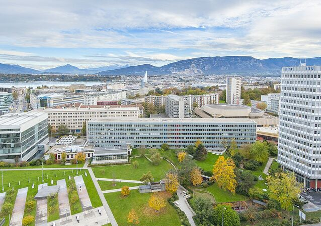 International Telecommunication Union (ITU), Geneva, Switzerland