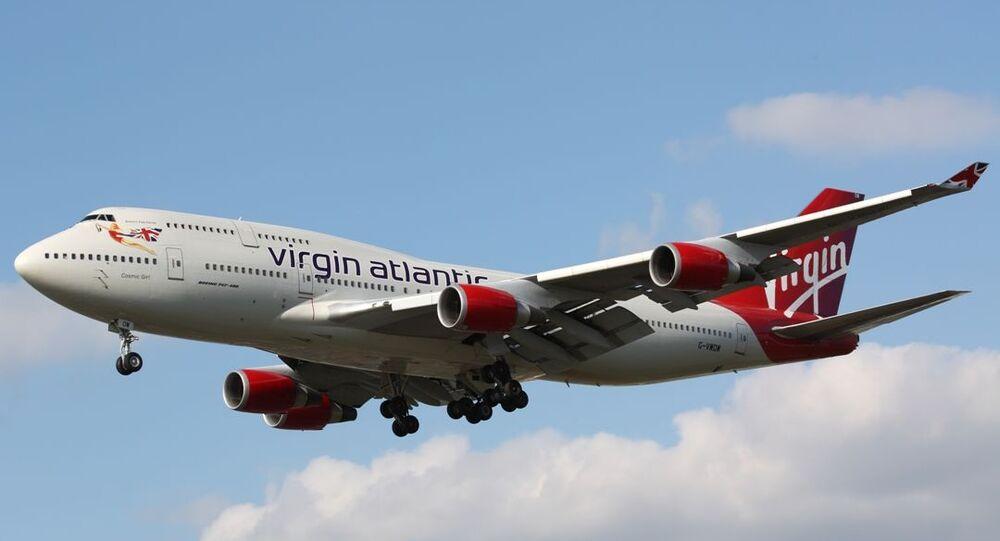 Virgin B747, G-VWOW - Cosmic Girl