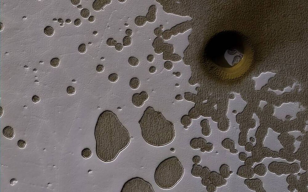 Faces, Women's Silhouettes & Even Fruit: What Images Can be Seen in Photos of Martian Surface?