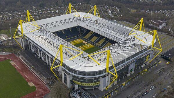 Signal iduna park stadium - Sputnik International
