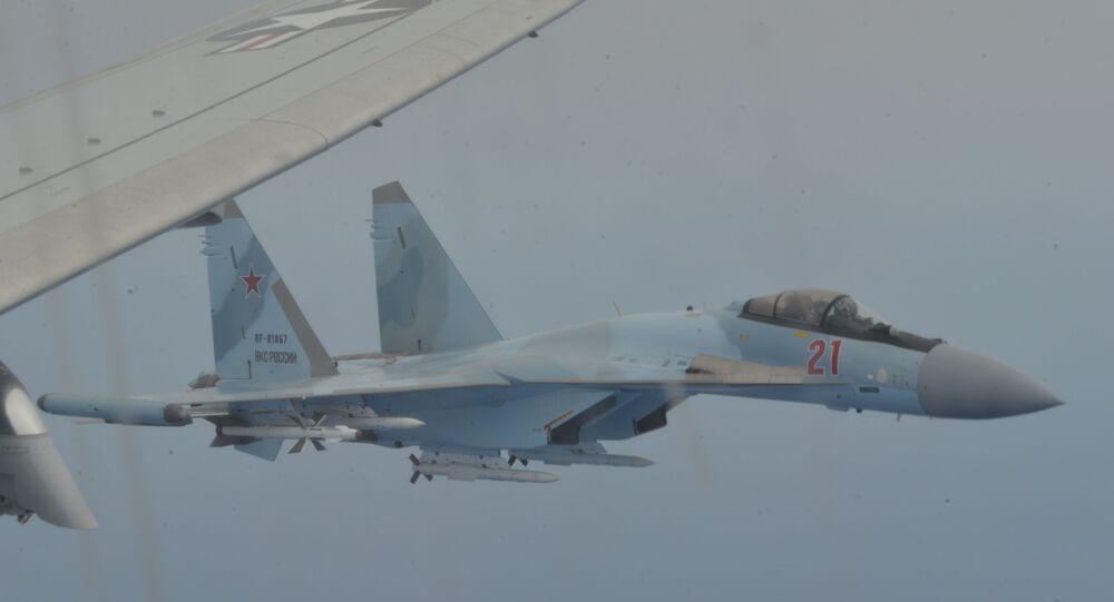 Russian Fighter Jets Intercept US Navy Plane Over Mediterranean, Videos Show