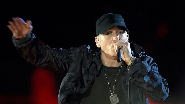 Eminem - Sputnik International