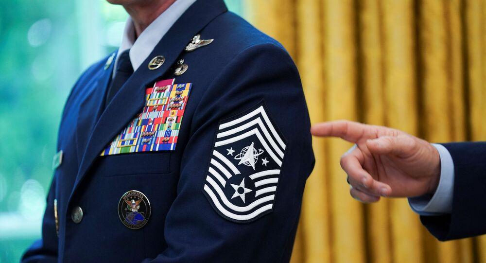 US Space Force emblem