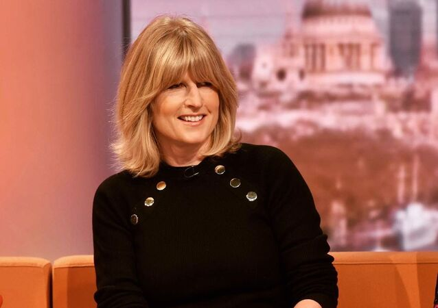 Rachel Johnson, journalist and radio presenter