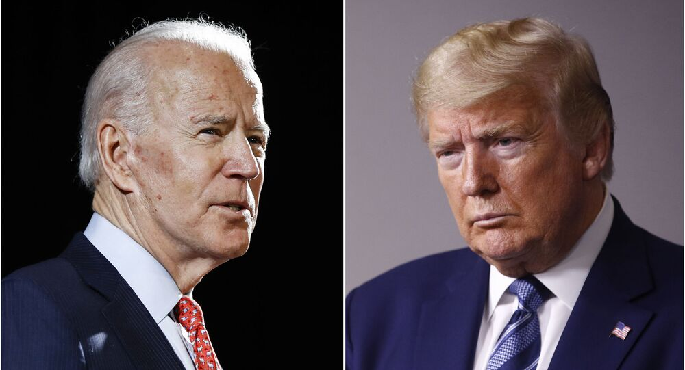 Biden to hit Trump as more focused on 'power than principle'