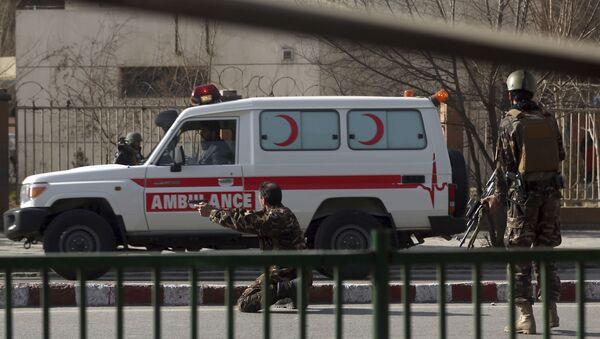 Afghan Ambulance - Sputnik International
