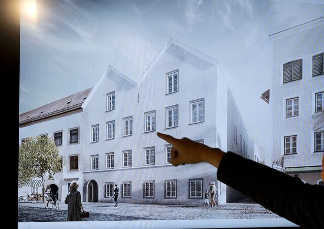 The house where Adolf Hitler was born, which will be turned into a police station to neutralise its attraction as a neo-Nazi shrine.