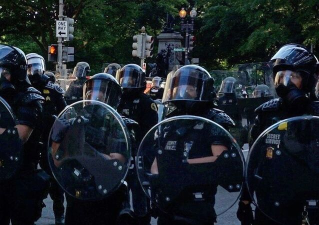 Police in Washington DC
