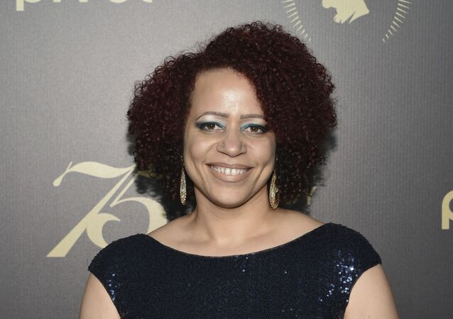 Pulitzer winning investigative journalist Nikole Hannah-Jones