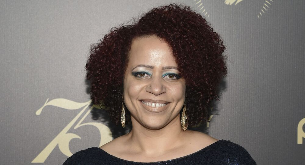 Pulitzer winning investigative journalist Nikole Hannah-Jones