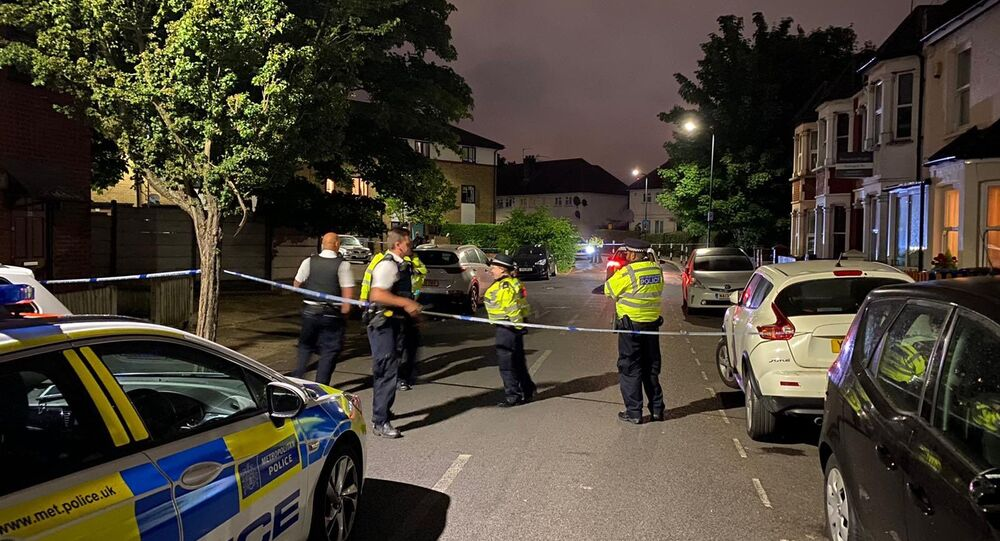 White City: Police officers hurt breaking up illegal music event