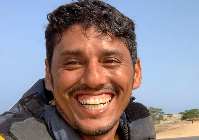 Nabil Hasan al-Quaety, a Yemeni journalist, who was gunned down in his car by unknown assailants shortly after leaving his home in the Yemeni city.