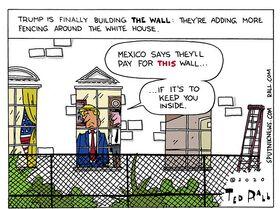 Fence Fixation