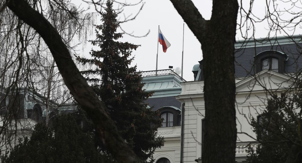 Czechs Expel Russian Diplomats Over Poison Plot Hoax