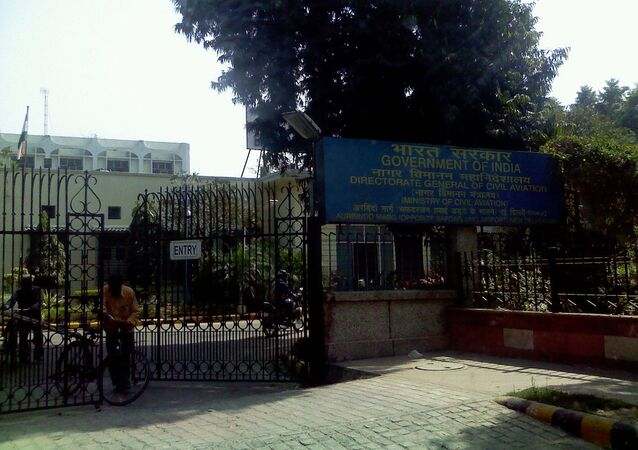 Directorate General of Civil Aviation of India head office - Aurbindo Marg, Opp. Safdarjung Airport, New Delhi