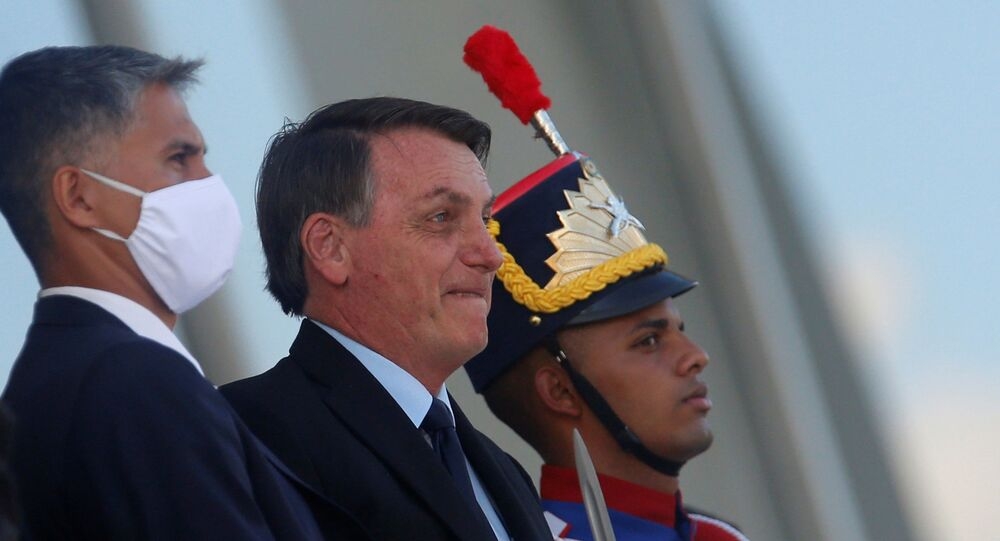 Bolsonaro Threatens to Follow in US Footsteps and Leave WHO
