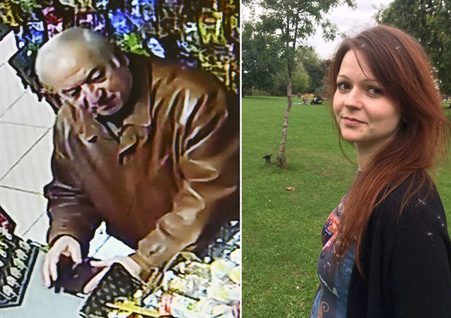 Composite photo of Sergei and Yulia Skripal.