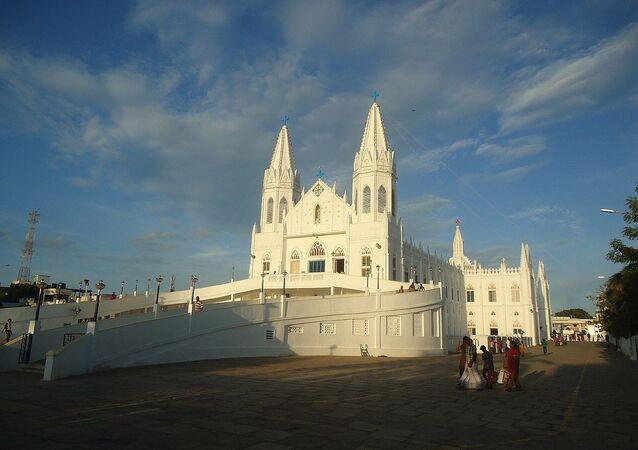 Velankanni Shrine