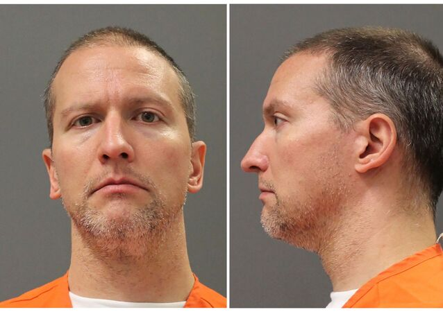 Former Minneapolis police officer Derek Chauvin poses for an undated booking photograph taken after he was transferred from a county jail to a Minnesota Department of Corrections state facility