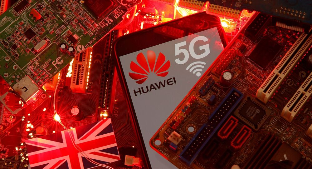Huawei says 'as committed as ever' to United Kingdom telecoms market
