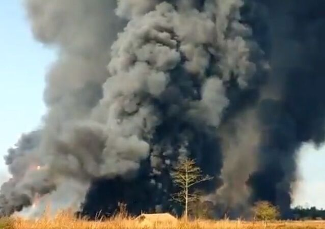 Explosion occurred at OIL Baghjan gas pipeline in Assam