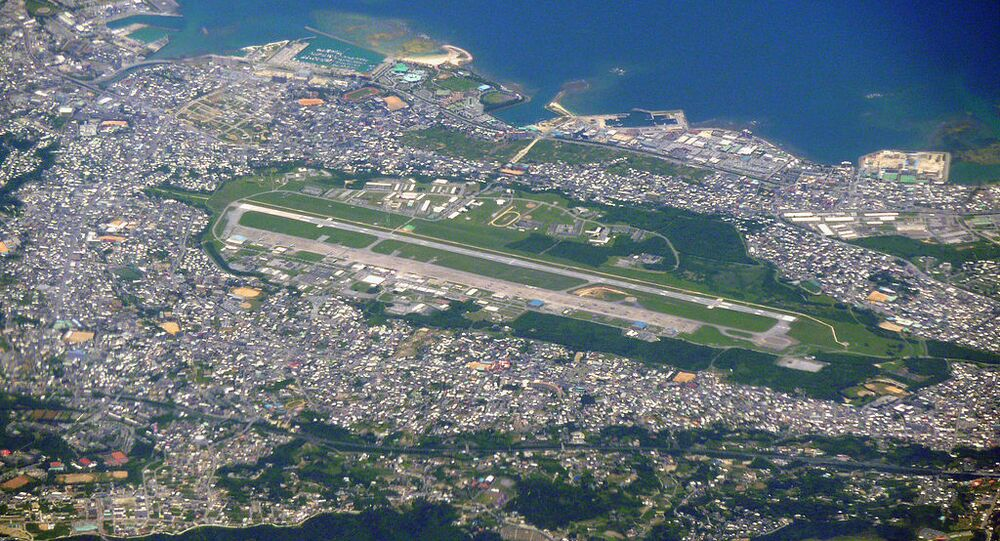United States bases in Okinawa on lockdown with 61 virus cases confirmed