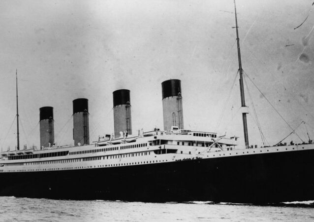 US Challenges Expedition Effort to Retrieve Radio From Sunken Titanic