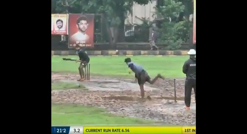 Can we all agree to just play through any rain when cricket returns?