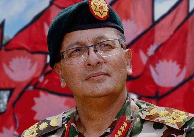 General Purna Chandra Thapa