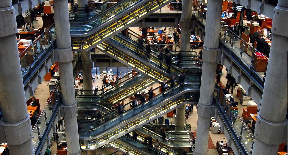 Lloyd's of London and Greene King to pay over slave links