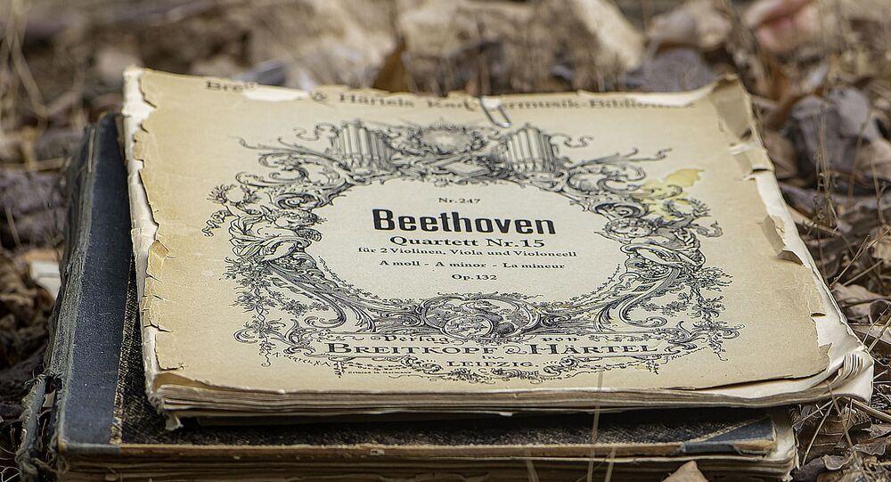 Beethoven's сomposition