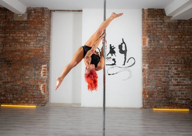 Jess Leanne Norris, Britain's Miss Pole Dance Champion