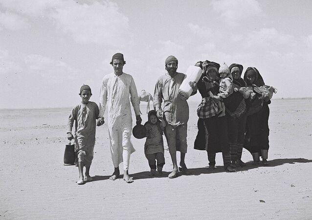 Yemenite Jews go to Aden