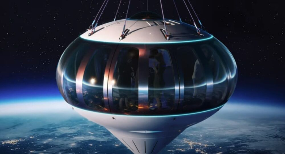 Space Perspective is planning to take tourists to the stratosphere