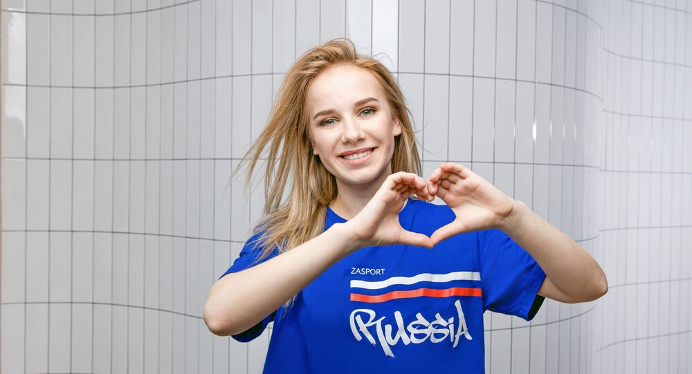 Nadia Zhukova