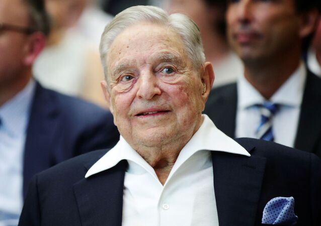 Billionaire investor George Soros attends the Schumpeter Award in Vienna, Austria June 21, 2019