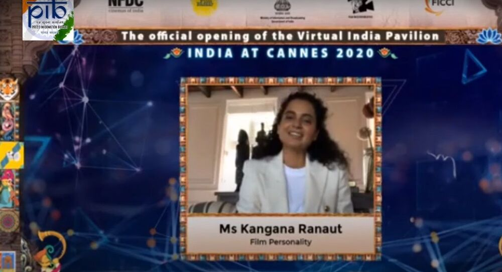 Virtual Inauguration of India Pavilion
