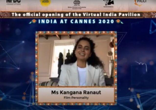 Virtual Inauguration of India Pavilion