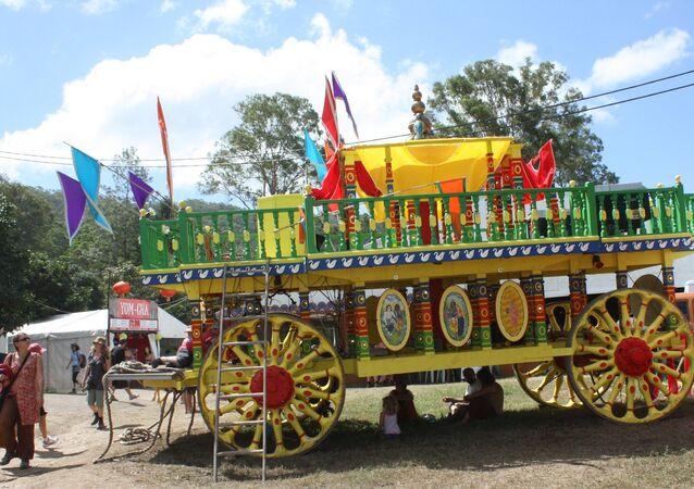 Ratha Yatra chariot
