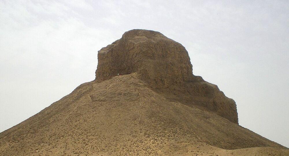 Black Pyramid of Amenemhat III