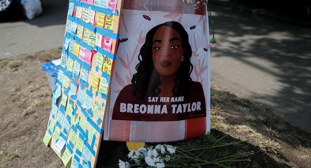 Louisville Fires One Officer Involved in Breonna Taylor's Death
