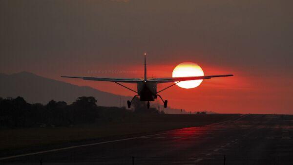 Cessna 208 Caravan - Sputnik International
